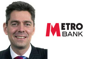 Metro Bank, Russell Harvey